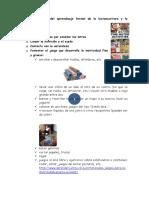 26- Qué hacer antes del aprendizaje formal de la lectoescritura