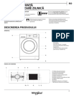 Whirlpool FWDG96148SBS EU Washer-Dryer