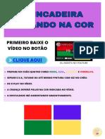 BRINCADEIRA PULANDO NA COR  AMANDA TELEKIDS