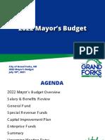 July 19 2021 Grand Forks Budget Presentation