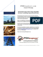 pdh engineer fire sprinkler system