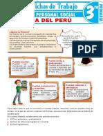 Historia Del Perú Para Tercer Grado de Primaria
