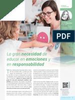 Articulo Educar en Emociones y Responsabilidad