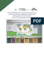 Ciclo de Formación Orientada Orientación en Ciencias Naturales Asignatura optativa IV guia 5