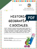 Guia de historia nº 1 Historia