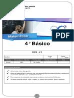 Ensayo Simce Matematica Forma D
