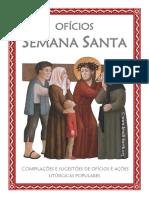 Ofícos da Semana Santa  - Livro