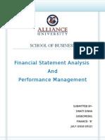 KPCL Analysis- Swati Sinha