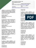 Parcial 2 Modelo Multiportas 2019.2
