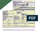 Formato de Inscripción de Alumnos Nuevos 2021