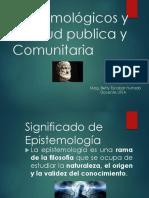 EPISTOMOLOGICOS