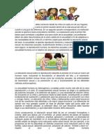 Trabajo de Educaciòn sexual (NTIC'S)