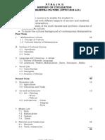 3. F.Y.B.A. HISTORY OF CIVILIZATIONFINAL SYLLABUS