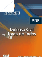 Defensa Civil Tarea de Todos