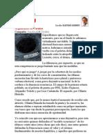Argumento de Cornisa-Por Gustavo Gorriti