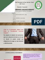 4.Diapositivas de Procedimiento Concursal Ordinario