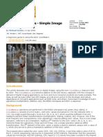 ColorMatrix Basics - Simple Image Color Adjustment - CodeProject