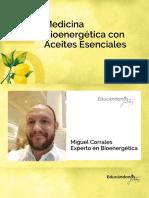 Medicina Bioenergética Con Aceites Esenciales