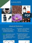 alkaloids