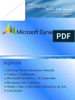 MS_Dynamics Overview