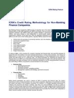 NBFC Methodolgy