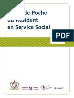 Livret de Poche Du Resident en Service Social Fmp Ueh Compress