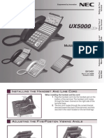End User Guide for NEC DLV(XD) | Voicemail | Icon (Computing)