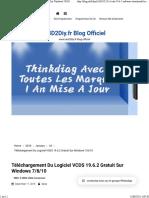 Téléchargement Du Logiciel VCDS 19.6.2 Gratuit Sur Windows 7_8_10 OBD2Diy.fr Blog Officiel