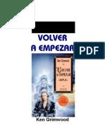 Grimwood_ Ken - Volver A Empezar