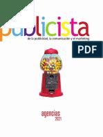 Anuario agencias 2021