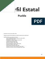 Estadisticas de la seguridad vial del estado de Puebla