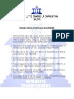 Liste Des Enquetes Realisees -Transmise Aux Parquets - 4 Aout 2021 - PDF-1