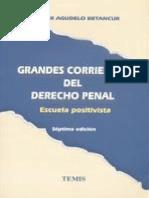 Corrientes Del Derecho Penal