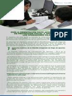 Guía 4 Información pago aportes PILA