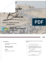 eBook AULA 1 - História de Israel