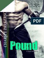 -Hard Hit 10- Pound (R&L) - Charity Parkerson
