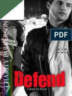 -Hard Hit 08- Defend (R&L) - Charity Parkerson