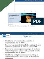 Protocolos de Roteamento Vetor de Distância
