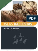 Islas Ballestas - Guía de Fauna
