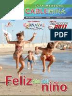 Revista CABLEMINA Abril