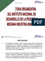 EstructuraOrganizativa _INAPYMI