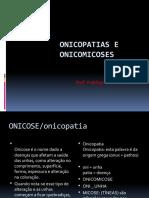 4 onicopatias