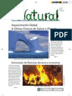 Jornal Natural ketlen e thomas