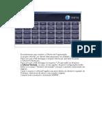 Procedimentos para instalar o Oficina de Programação