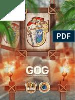 GOG I CAMPORI R5 O Grande Conflito 2021