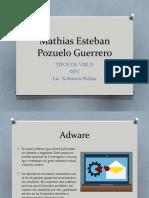 Tipos de Virus Mathias Pozuelo g