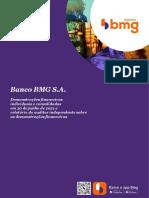 Demonstrativos Financeiros Do Resultado Da Banco Bmg Do 2t21