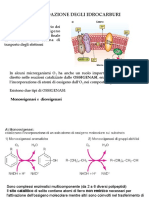 d) biodegradazione degli alcani