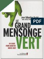 Le Grand Mensonge Vert