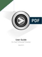 Essential User Guide
